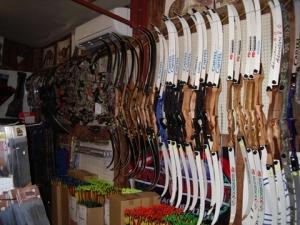 6ac0a2ff0 Onde comprar arco e flecha e acessórios